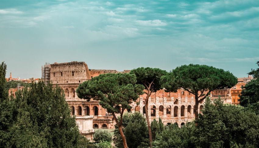 Hidden gems Rome - Colosseum