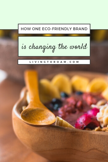 Starting an ethical eCommerce business has its challenges, but the reward is a big positive for the environment. Read our interview with Harri, the founder of Bare Vida, an amazing eco-friendly brand based in Bali that focuses on creating beautiful, sustainable products to help you to reduce the use of plastic | Visit livingtoroam.com for more #ecofriendly #sustainablebusiness #interview