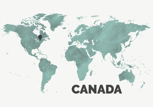 Canada Map | Living to Roam