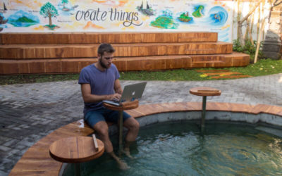 How This Location Independent Freelancer Works While Travelling Fulltime