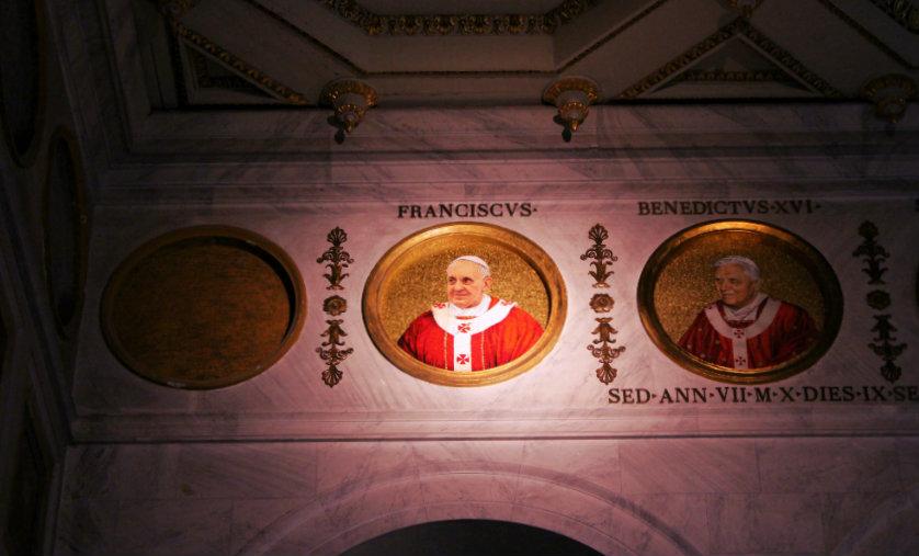 Hidden gems Rome - St Pauls Outside the Walls