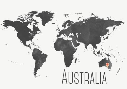 Home Australia Map