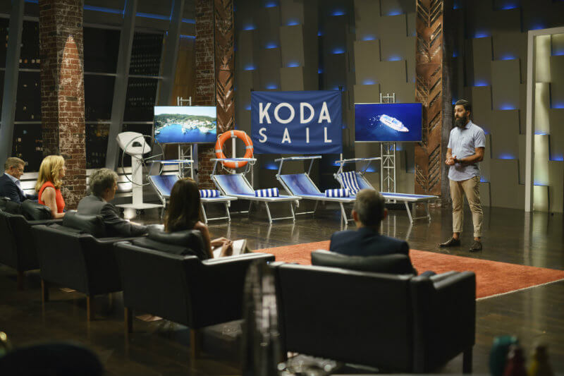 Koda Sail Travel Brand - Shark Tank Appearance