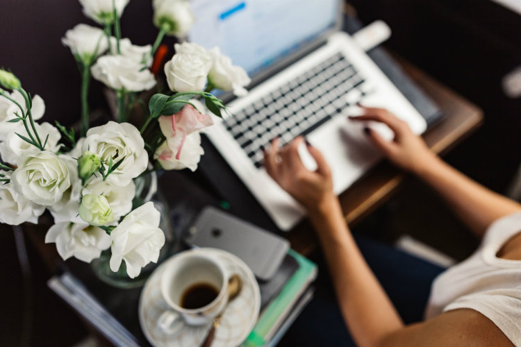 Freelancers are often told that to be successful when they start to work from home they'll need to have a website, a portfolio, and many others - BEFORE they've even started! We think there's an easier way...