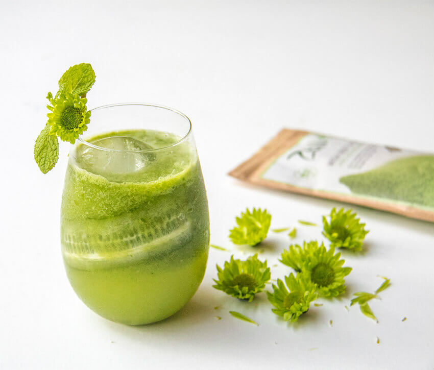 zen green tea matcha ecommerce business