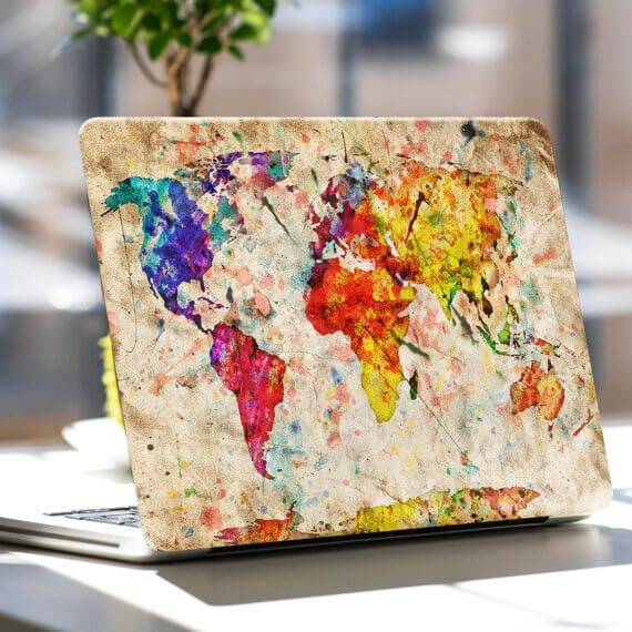 travel gift idea macbook cover